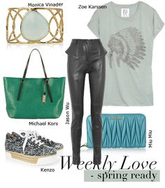 Weekly Love: Spring Ready