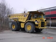 Caterpillar 773B.650hp 50 tons