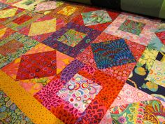Canton Village Quilt Works: Random Fun