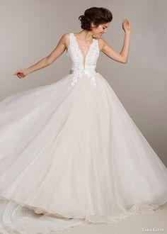 Tara Keely Bridal Spring 2015 Wedding Dresses - Wedding Cakes