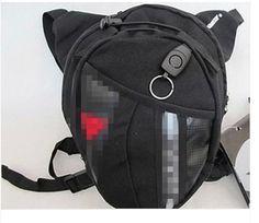 Wholesale Hot Black Drop Leg bag Motorcycle bag Knight waist bag outdoor package Multifunctional bag