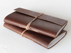 Leather Travel Journal Plain Buy Leather Travel Journal Plain Leather Journals at Scaramanga Leather Travel Journal, Travel Journals, Classic Leather, Vintage Leather, Sketch Paper, Natural Line, Journal Notebook, Travelers Notebook, Vegetable Tanned Leather
