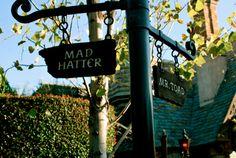 Mad Hatter & Mr Toad