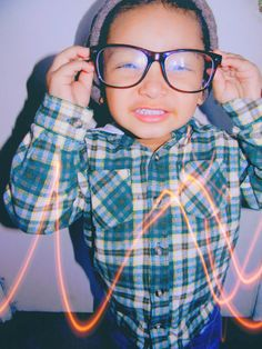 kid with swag <3
