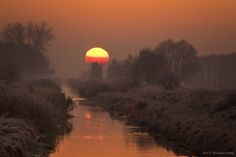 Google+Unusual Ranek Sunset