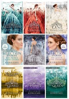 A mix of the Bachelor and the hunger games, but less gory! If you are looking for a great read, I suggest this series!