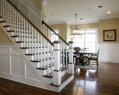 Traditional Staircase Design, Pictures, Remodel, Decor and Ideas - page 16