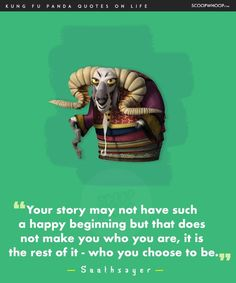 14 Life Lessons You Learn From The Infinite Wisdom Of Kung Fu Panda Reality Quotes, Mood Quotes, Positive Quotes, Kung Fu Panda Quotes, Disney Movie Quotes, Cartoon Quotes, Wisdom Quotes, Deep Quotes, Cute Quotes