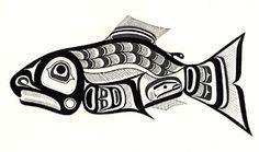 pacific northwest native american fishing techniques - Google Search