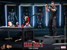 Iron Man 3 Figure