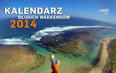 Jak zaplanować urlop w 2014 roku