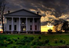 """The infamous """"Babydoll"""" House in Benoit MS. Gorgeous!!!"""