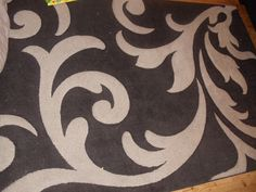 current rug, to go with sofa!