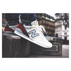 Nice textures and colours on this New Balance 996. #sneakers