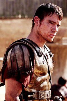 """Like Jice, but Jice would be dressed as an auxilary (Source: imdb.com, """"The Eagle"""", Channing Tatum)"""