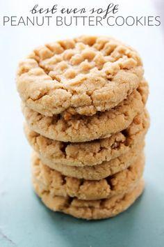 Best Ever Peanut Butter Cookies