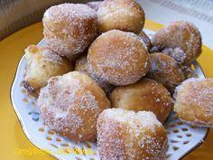 Castagnole con mascarpone e nutella