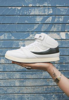 Vintage Retro Fila Trainers | Love you till Tuesday | ASOS Marketplace
