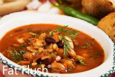 Fat Flush Soup Recipe | Fat Flush