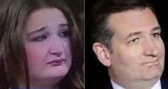 WATCHTOWERRemember The Lady Who Looks EXACTLY Like Ted Cruz? Her Porn Is Out And Umm Its Really Something    Lady Who Looks EXACTLY Like Ted Cruz. Courtesy: Twitter Do you love Ted Cruz? Like really really really love Ted Cruz? And find him sexually attractive (strictly because of his politics of course)? Well you are in luck because there is a porn with a woman who looks exactly like Ted Cruz out!  The same day Ted Cruz dropped out of the Republican presidential primary the amateur porno…
