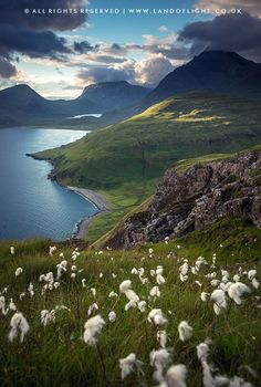 Camusunary Bay, Marsco & Blaven, Isle of Skye, Scotland