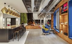 Sonos Office by IA Interior Architects - Office Snapshots