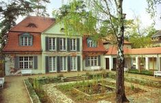 Mies van der Rohe: Ernest Werner House, Zehlendorf, Berlin, 1913