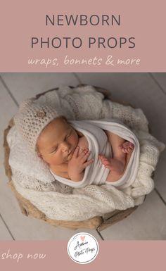 Photography prop pom pom knit blanket DUSTY MAUVE baby accessory photo prop Pom Pom Layer blanket Baby Posing Baby Photography photo shoot