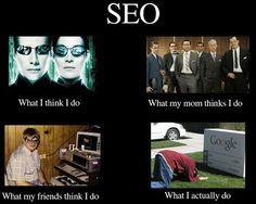 More funny HTML jokes - SEO reality