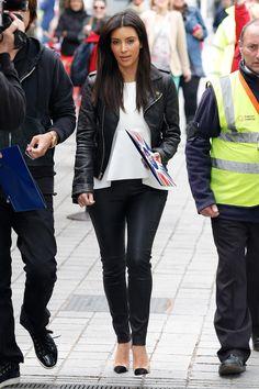 The Kim Kardashian Look Book - The Cut