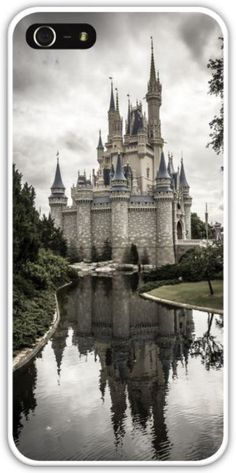 Cinderella's Castle  Walt Disney World  iPhone 5 Case