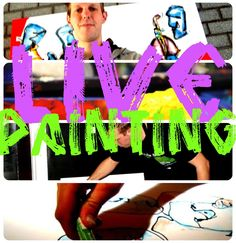 Workshop / Live Painting