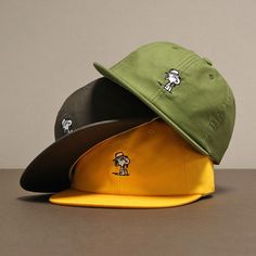 5d13983c1d3 HUF X Snoopy Caps at Urban Industry Huf Hats