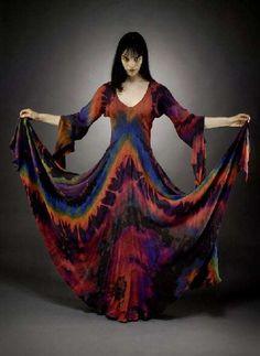SALE-Plus Size Rainbow Tie-dye Halter Top Maxi Dress on Etsy ...