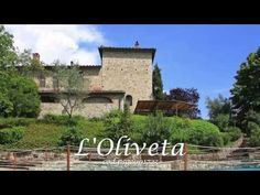 ▶ Prestigious organic farm for sale in Tuscany with tourist rental accommodation and pool psge001723 - YouTube
