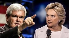 Newt Gingrich Exposes The ONE Reason Why Hillary Will NEVER Win The Election