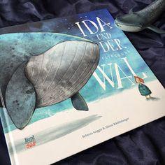 Ida and the flying whale 4 Kids, Toddler Boys, Wale, Nicu, Ferdinand, Baby Love, Espn, Illustration, Kindergarten