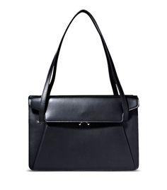 c16f4ccff21a Marni Origami Leather Shoulder Bag Best Handbags