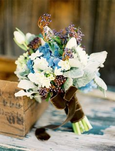 Beautiful lush #velvet #bouquet