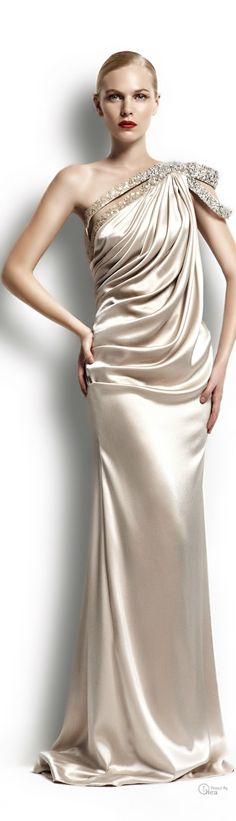 Glamour Gown...Georges Hobeika Haute Couture