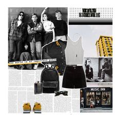 """""""new balance contest"""" by ruchita ❤ liked on Polyvore featuring Awake, Helmut Lang, New Balance, STELLA McCARTNEY, Forever 21, Ray-Ban, Behance, NewBalance, thebreakfastclub and dontyouforgetaboutme"""