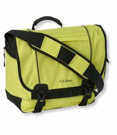 Bean's Messenger Bag: Messenger Bags | Free Shipping at L.L.Bean