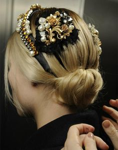 Dolce & Gabbana Hair News Network   All Hair. All The Time.  http://www.HairNewsNetwork.com