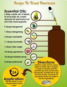 Psoriasis oil