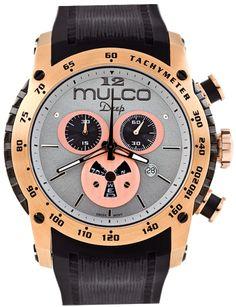 #Reloj #Mulco Colección #Deep Scale Color Negro MW1-29878-026