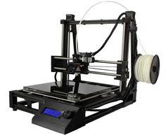Isis3D of Chicago has announced the availability of the ISIS One, an FFF 3D printer. They describe it as a next generation RepRap bridging the gap between consumer and professional FDM 3D printing.