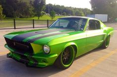 Delve Deeper - 1967 Mustang Facts, Specs, History | Post - MCG ...