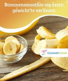 # Banana smoothie to lose extra weight # For decades it was t . Healthy Smoothies, Healthy Drinks, Energie Smoothies, Weigt Watchers, Snack Recipes, Healthy Recipes, Weight Watchers Meals, Diy Food, Healthy Lifestyle