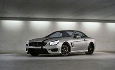 2012 Wheelsandmore Mercedes-Benz SL63 AMG Seven-11:  5.5 Liter Twin Turbo V8 . 700 Horsepower with 811 lbs-ft of torque.