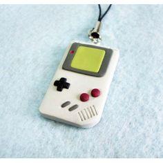 Game Boy keychain & mobile accessories, llaveros , colgantes de movil, nintendo,console,consola,portatil,portable,mario,
